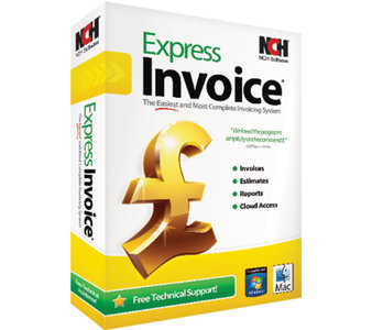 NCH Express Invoice Plus 7.08