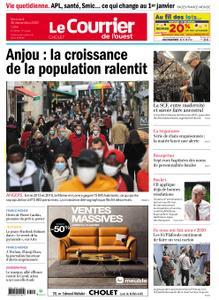 Le Courrier de l'Ouest Cholet – 30 décembre 2020