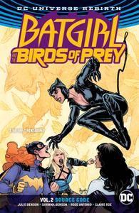 Batgirl and the Birds of Prey v02 - Source Code 2017 digital