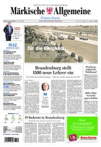 Märkische Allgemeine Prignitz Kurier - 02. August 2019
