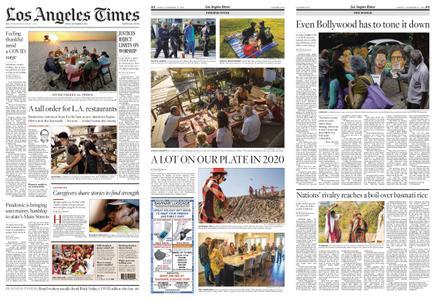 Los Angeles Times – November 27, 2020