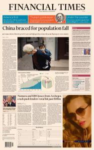 Financial Times Europe - April 28, 2021