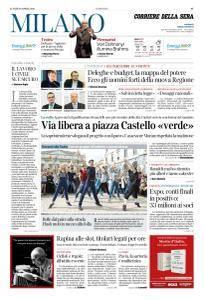 Corriere della Sera Milano - 30 Aprile 2018