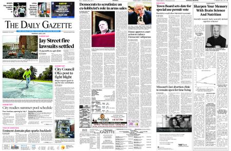 The Daily Gazette – June 12, 2019