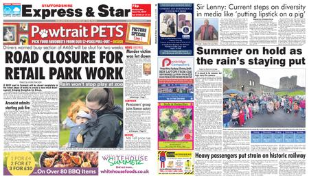 Express and Star Staffordshire Edition – June 12, 2019