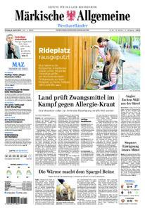Märkische Allgemeine Westhavelländer - 08. April 2019