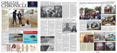 Gibraltar Chronicle – 22 May 2018