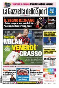 La Gazzetta dello Sport Sicilia – 23 febbraio 2019