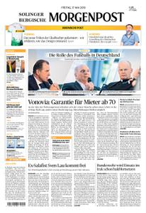 Bergische Morgenpost – 17. Mai 2019