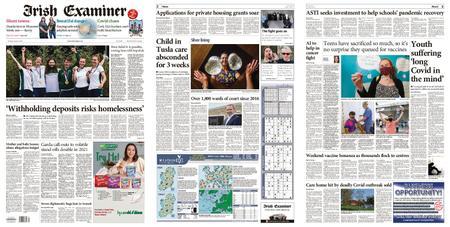 Irish Examiner – August 02, 2021