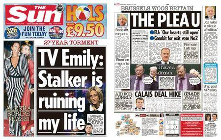The Sun UK – 17 January 2018
