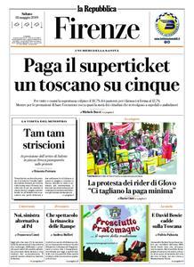 la Repubblica Firenze – 18 maggio 2019