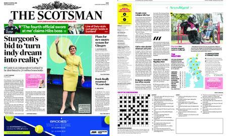 The Scotsman – April 29, 2019
