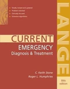 Current Emergency Diagnosis & Treatment 2004