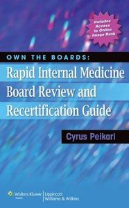 Own the Boards: Rapid Internal Medicine Board Review and Recertification Guide (Repost)