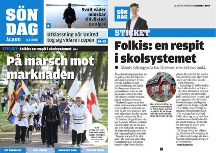 Ålandstidningen – 04 augusti 2019