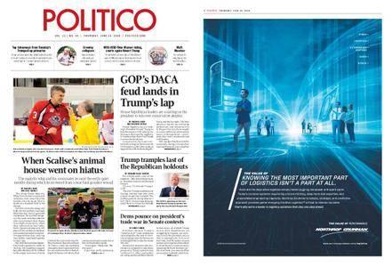 Politico – June 14, 2018