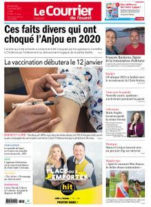 Le Courrier de l'Ouest Cholet – 03 janvier 2021