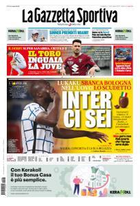 La Gazzetta dello Sport Cagliari - 4 Aprile 2021
