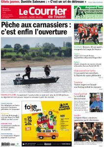 Le Courrier de l'Ouest Nord Anjou – 28 avril 2019