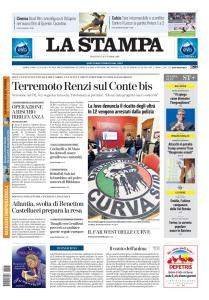 La Stampa Torino Provincia e Canavese - 17 Settembre 2019
