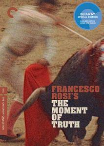 The Moment of Truth (1965) [The Criterion Collection]