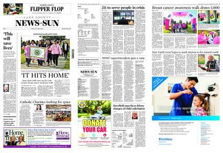 Lake County News-Sun – October 15, 2018