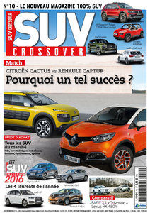 Suv Crossover - Mars/Avril 2016