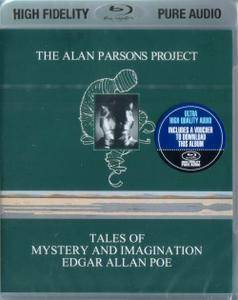 The Alan Parsons Project - Tales Of Mystery And Imagination (1974) (2016) Blu-Ray Audio