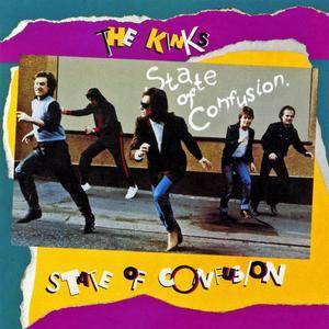 The Kinks - State Of Confusion (1983/2004) [Official Digital Download 24/96]
