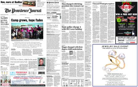 The Providence Journal – November 28, 2018