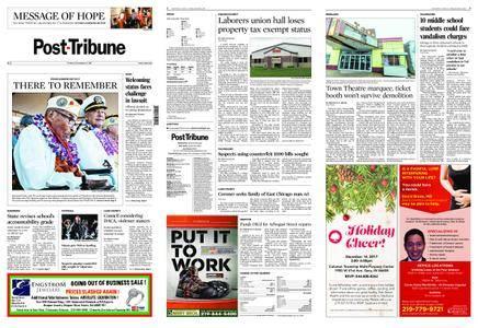 Post-Tribune – December 08, 2017