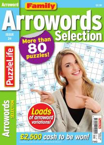 Family Arrowords Selection - Issue 24 - February 2020