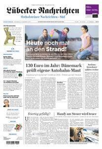 Lübecker Nachrichten Ostholstein Süd - 23. September 2017