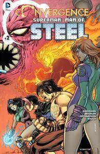 Convergence - Superman - Man of Steel 002 2015 Digital