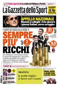 La Gazzetta dello Sport – 04 settembre 2018