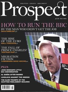 Prospect Magazine - June 2004