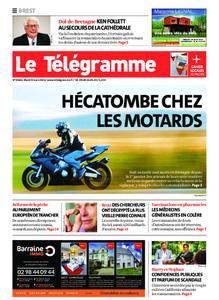 Le Télégramme Brest – 09 mars 2021