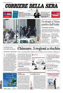 Corriere della Sera – 30 ottobre 2020