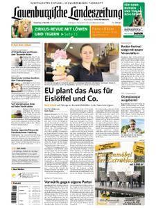 Lauenburgische Landeszeitung - 03. Mai 2018