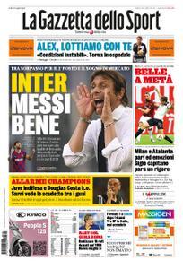 La Gazzetta dello Sport Roma – 25 luglio 2020