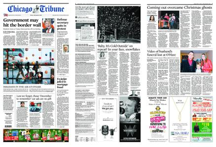 Chicago Tribune – December 21, 2018