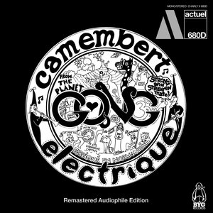 Gong - Camembert Electrique (1971/2015) [Official Digital Download 24bit/96kHz]