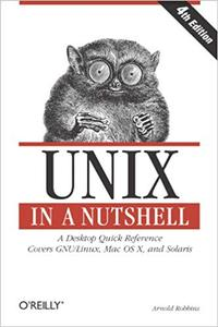 Unix in a Nutshell, Fourth Edition (Repost)