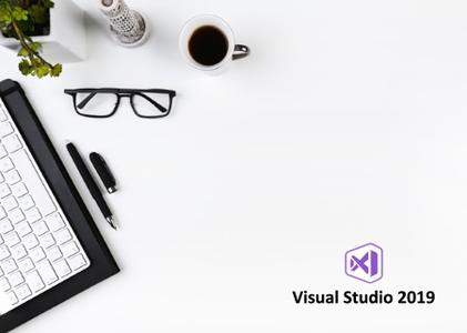 Microsoft Visual Studio Enterprise 2019 version 16.1.6