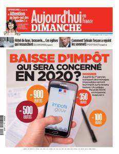 Aujourd'hui en France - 29 Décembre 2019