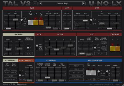 Togu Audio Line TAL-U-NO-LX 3.2.3