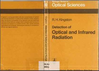 Detection of Optical and Infrared Radiation (Springer Series in Optical Sciences)