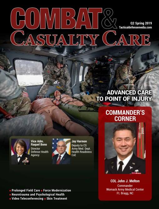 Combat & Casualty Care - Q2, 2019