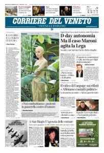Corriere del Veneto Vicenza e Bassano - 28 Febbraio 2018